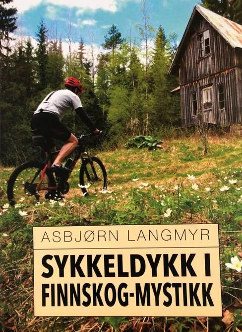 Bilde av Sykkeldykk i Finnskog-mystikk