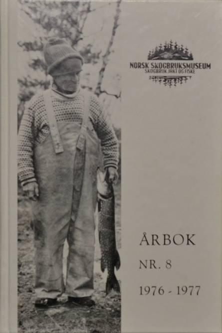 Bilde av Årbok nr. 8 Norsk Skogmuseum